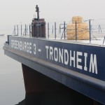 """Delivery of """"Greenbarge 3 & 4"""""""